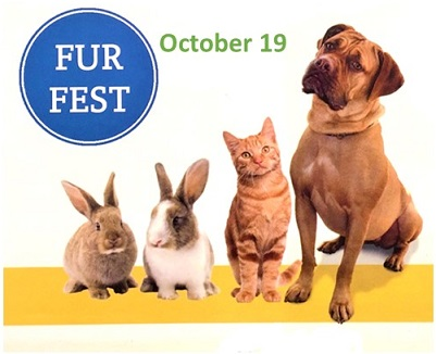Make your Reservations for Fur Fest